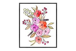 Picture-30X36 Spring Garden I Canvas Print
