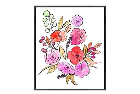 Picture-30X36 Spring Garden II Canvas Print