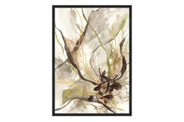 Picture-24X34 Entangled II Glass Framed