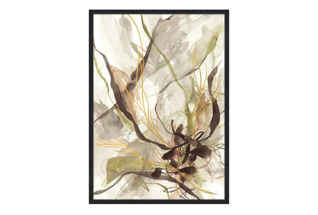 Picture-24X34 Entangled II Glass Framed - 360