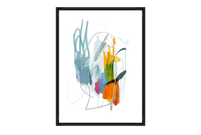 Picture-30X40 Have Fun I Glass Framed - 360
