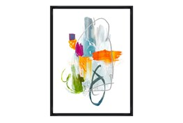 Picture-30X40 Have Fun II Glass Framed