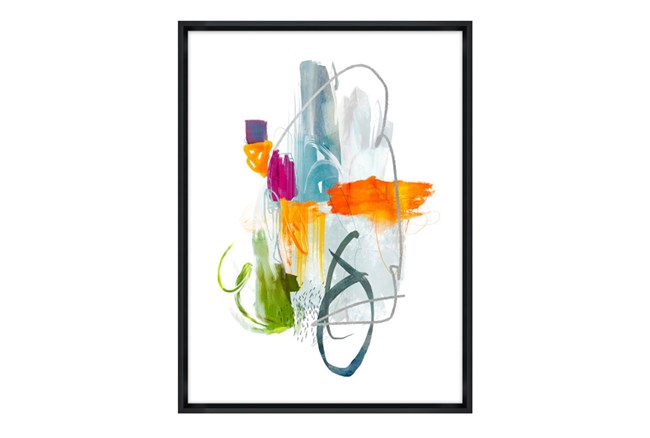Picture-30X40 Have Fun II Glass Framed - 360