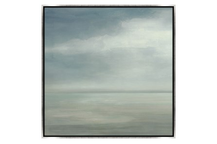 Picture-36X36 Seaside I Canvas Print - Main