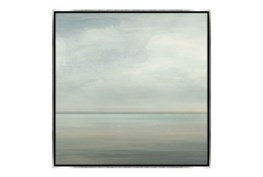 Picture-36X36 Seaside II Canvas Print