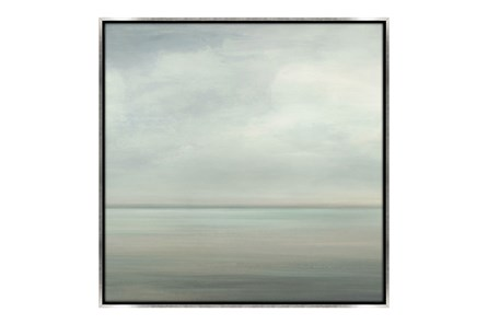 Picture-36X36 Seaside II Canvas Print - Main