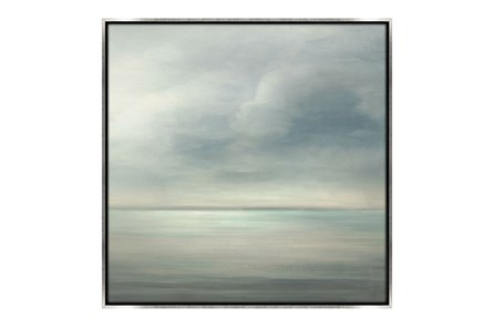 Picture-36X36 Seaside III Canvas Print