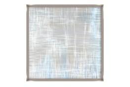 Picture-30X30 Under Moonshine Glass Framed