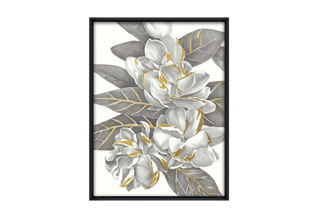 Picture-30X40 Golden Scent Glass Framed - 360