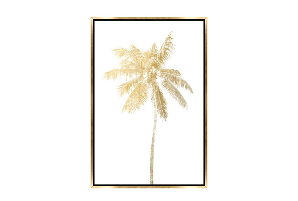Picture-30X45 Giant Palm II Canvas Print