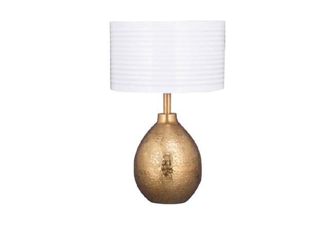 Metal Table Lamp - 360