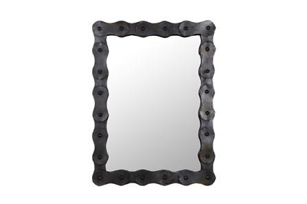 Metal Framed Mirror - Main