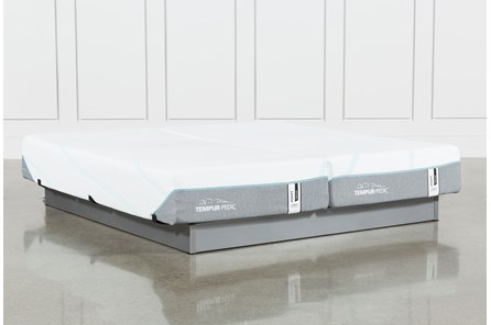 Tempur-Adapt Medium Hybrid Split Cal King Split Mattress Set