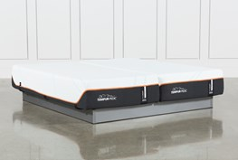 Tempur-Pro Adapt Firm California King Split Mattress Set