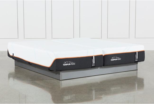 Tempur-Pro Adapt Firm California King Split Mattress Set - 360
