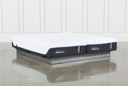 Tempur-Pro Adapt Soft California King Split Mattress Set
