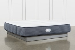 BRAYTON MEDIUM EASTERN KING MATTRESS (LUXURY FIRM)