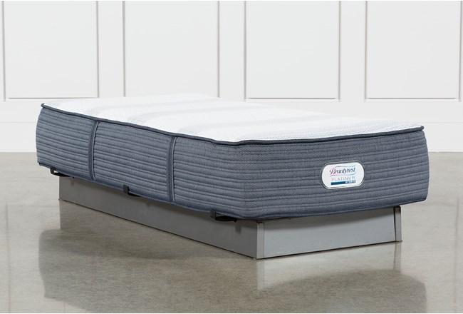 Brayton Firm Twin Extra Long Mattress - 360