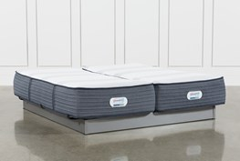 Brayton Firm California King Split Mattress Set