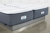 Brayton Firm California King Split Mattress Set - Top
