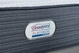 Brayton Firm California King Split Mattress Set - Material
