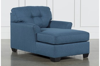 Jacoby Denim Chaise
