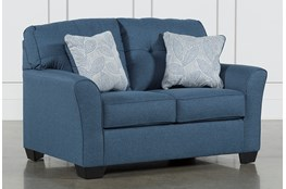 Jacoby Denim Loveseat