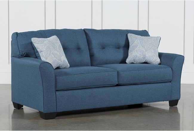 Jacoby Denim Full Sofa Sleeper - 360