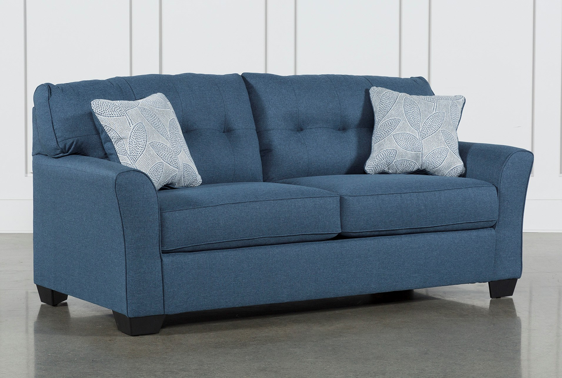 Jacoby Denim 78 Sofa Living Spaces