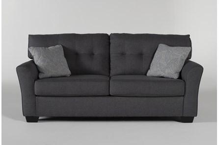 Jacoby Gunmetal Sofa - Main