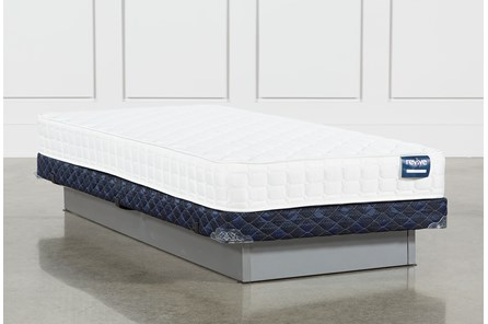 Series 2 Twin Mattress With Low Profile Foundation
