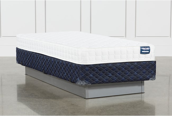 Kit-Revive Series 2 Twin Extra Long Mattress With Foundation - 360