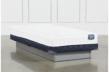 Kit-Revive Series 2 Twin Extra Long Mattress With Low Profile Foundation