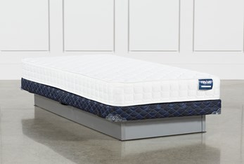 Revive Series 2 Twin Extra Long Mattress With Low Profile Foundation