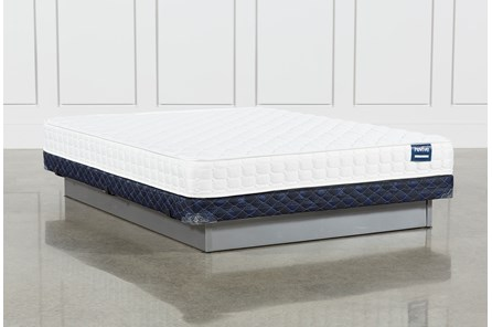 Series 2 Full Mattress With Low Profile Foundation - Main