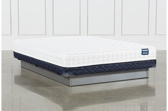 Series 2 Queen Mattress With Low Profile Foundation