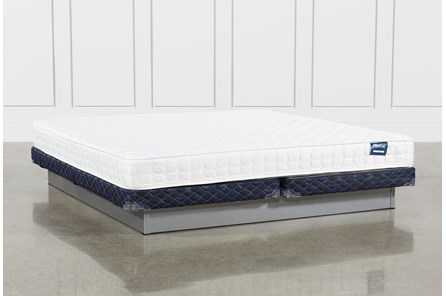 Series 2 Cal King Mattress With Low Profile Foundation - Main