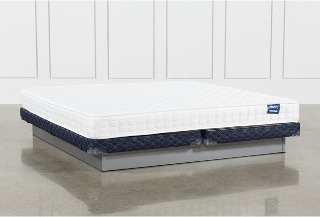 Series 2 Cal King Mattress With Low Profile Foundation - 360