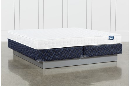 Series 2 Eastern King Mattress With Foundation - Main