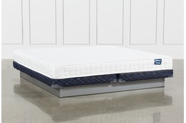 Kit-Revive Series 2 Eastern King Mattress With Low Profile Foundation