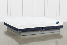 Revive Series 2 Eastern King Mattress With Low Profile Foundation