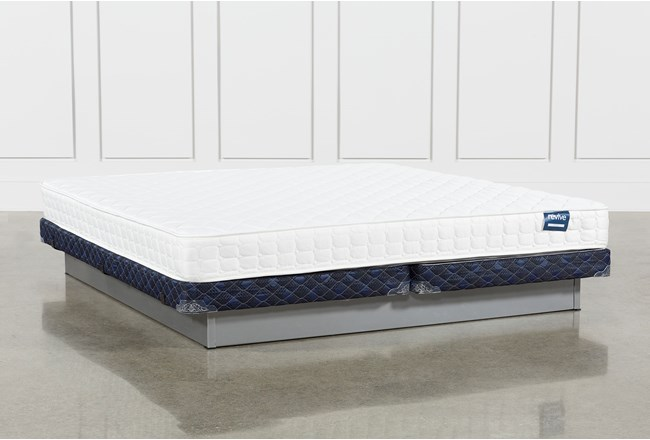 Series 2 Eastern King Mattress With Low Profile Foundation - 360