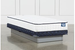 Series 3 Twin Mattress With Low Profile Foundation