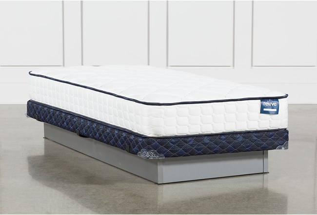 Series 3 Twin Mattress With Low Profile Foundation - 360
