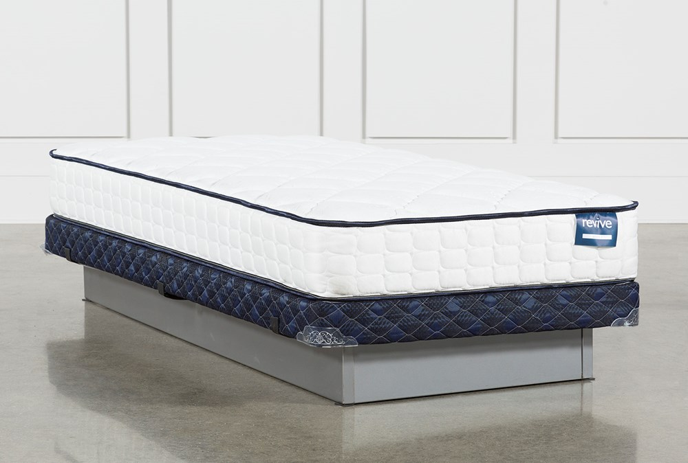 Series 3 Twin Xl Mattress With Low Profile Foundation
