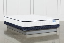 Series 3 Full Mattress With Low Profile Foundation