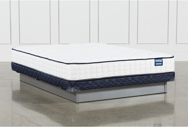 Series 3 Full Mattress With Low Profile Foundation - 360