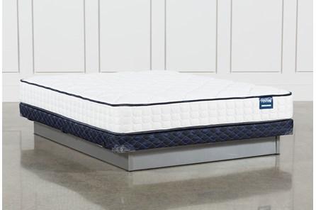 Series 3 Queen Mattress With Low Profile Foundation
