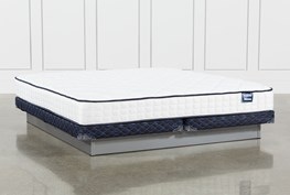 Series 3 Cal King Mattress With Low Profile Foundation