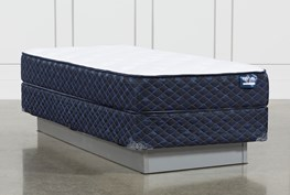 Revive Series 4 Twin Extra Long Mattress With Foundation
